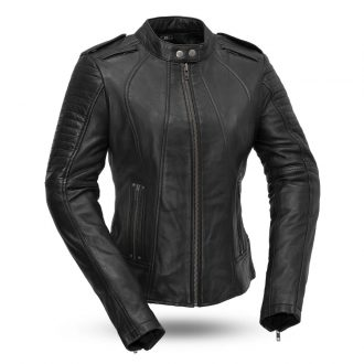 Biker – Women's Leather Motorcycle Jacket