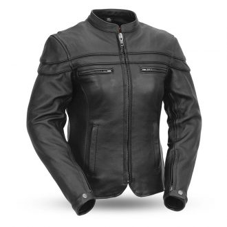 The Maiden – Women's Motorcycle Leather Jacket